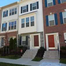 Rental info for 4506 Potomac Highlands