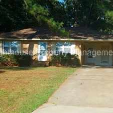Rental info for Quiet Community Newnan Home