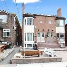 Rental info for 49 Glen Manor Dr in the The Beaches area