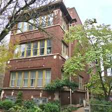 Rental info for 1420 West Farragut Avenue #G in the Chicago area
