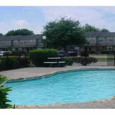 Rental info for Stafford Run Apartments in the Houston area