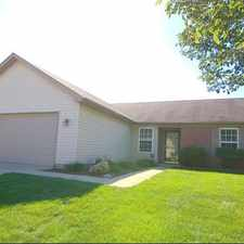 Rental info for Oustanding 3 Bedroom Ranch In Fishers! Must See!