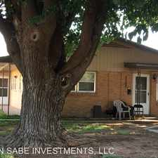 Rental info for 2408 46th St. Unit A in the Lubbock area