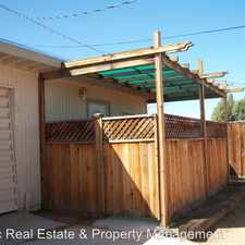 Rental info for 56223 Navajo #B in the Yucca Valley area