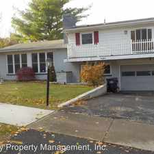 Rental info for 1264 University Drive in the State College area
