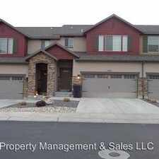 Rental info for 1311 North Silvercrest Drive