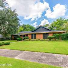 Rental info for 2400 Hermitage Drive in the McGehee-Allendale area