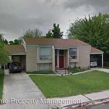 Rental info for 799 W 1200 N in the 84601 area