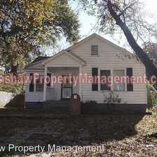 Rental info for 3383 Carrington Rd. in the Memphis area