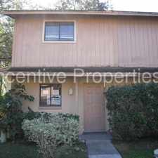 Rental info for 2 bedroom, 1.5 bath townhome is convenient to the Carrollwood Area! in the Egypt Lake-Leto area