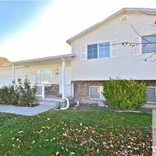 Rental info for 1647 West 525 South