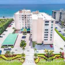 Rental info for 3450 S Ocean Boulevard, Unit 225
