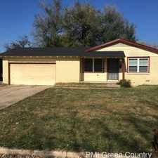 Rental info for 1039 E 51st Pl N in the Tulsa area