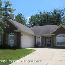 Rental info for 11111 FALLS CHURCH DR in the Indianapolis area