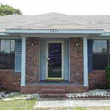 Rental info for 3905 Bowen Drive in the 30906 area
