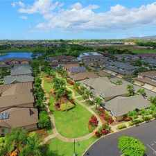 Rental info for 91-2062 Kai 'Oli Street in the Ewa Gentry area