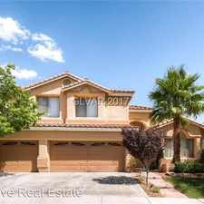Rental info for 10500 Pacific Palisades Avenue in the Las Vegas area