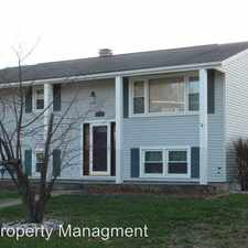 Rental info for 428 Hillview Dr. in the Elmira area