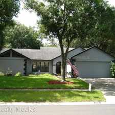 Rental info for 4119 Yellowwood Drive in the Valrico area