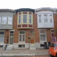 Rental info for 734 S Ellwood Ave. in the Canton area