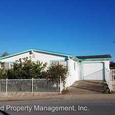 Rental info for 1497 San Pablo Ave in the 93955 area