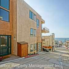 Rental info for 308 Gull Street in the 90245 area