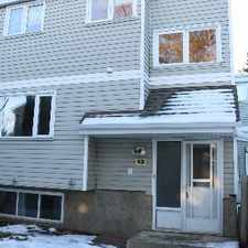 Rental info for Edmonton Townhouse for rent in the Caernarvon area