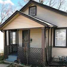 Rental info for Perfectly Proportioned Bungalow in the Kansas City area