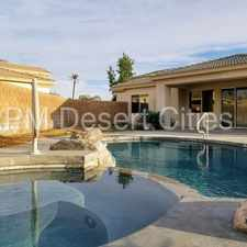 Rental info for Spacious 3 Bedroom in Aldea with Private Pool! in the 92234 area