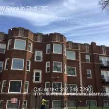 Rental info for 3552 W Franklin Blvd in the East Garfield Park area