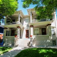 Rental info for 1124 St Paul in the Congress Park area