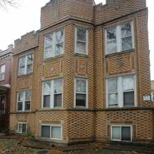 Rental info for 3844 N. Bernard 1A in the Irving Park area
