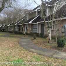 Rental info for 13808 Perkins Rd in the Baton Rouge area