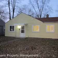 Rental info for 1304 Fay Dr. in the Fort Wayne area