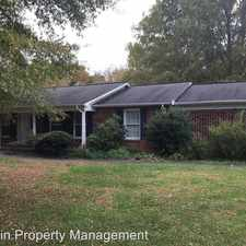 Rental info for 672 MCGREGOR RD in the Clemmons area