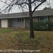 Rental info for 210 South Mount Rushmore Drive in the Cedar Park area