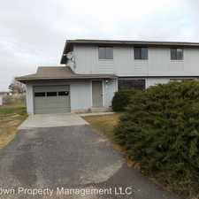 Rental info for 1004 S ZILLAH #B in the Kennewick area