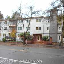 Rental info for 9800 Roosevelt Way #21 in the Seattle area