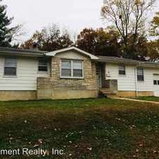 Rental info for 15 Laird Ave in the Rolla area