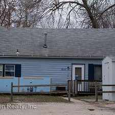 Rental info for 815 S 16th St in the Fort Dodge area
