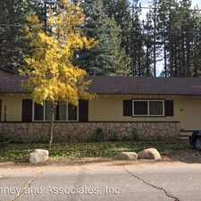 Rental info for 2708 Armstrong Avenue Unit 1 in the South Lake Tahoe area