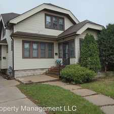 Rental info for 3019A N 59th Street - Upper Unit in the Wauwatosa area