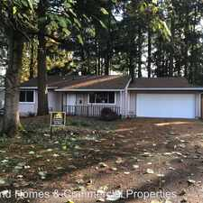 Rental info for 16034 NE Everett Ct.