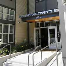 Rental info for Hawthorne Twenty-six