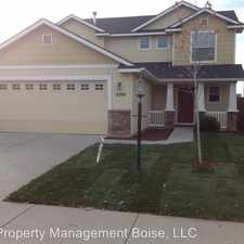 Rental info for 6399 S. Cheshire Ave in the Boise City area