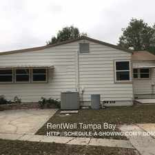 Rental info for 4007 N Myrtle Ave in the South Seminole Heights area