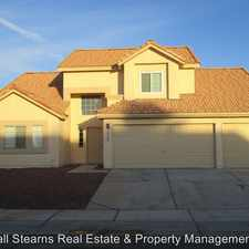 Rental info for 3726 Butterball Ct.