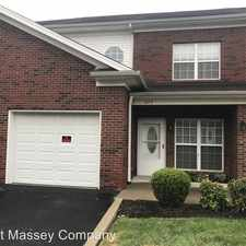 Rental info for 223 S. Dorsey Lane in the Jeffersontown area