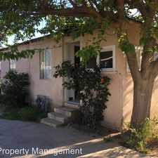Rental info for 1203 E. 10th St. - A