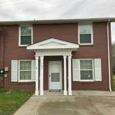 Rental info for 761 Huntington Pkwy in the McMurray area
